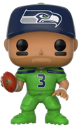 Funko Pop! Football Russell Wilson (Color Rush)