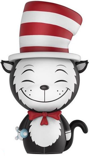 Dorbz Dr. Seuss Cat in the Hat (w/ Umbrella) - CHASE