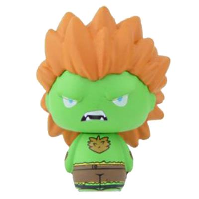 Pint Sized Heroes Street Fighter  Blanka
