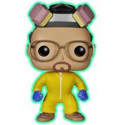 Funko Pop! Television Walter White (Haz Mat Suit) (Glow in the Dark)