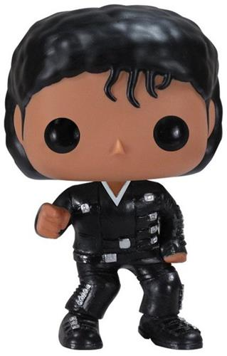 Funko Pop! Rocks Michael Jackson (Bad)