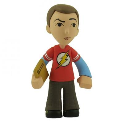 Mystery Minis Big Bang Theory Flash Sheldon Stock