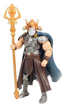 Marvel Legends All-Father Series ~ODIN~