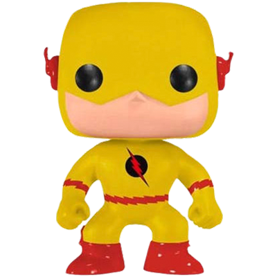 Funko Pop! Heroes Reverse Flash (Reissue)