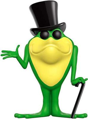 Funko Pop! Animation Michigan J. Frog Icon