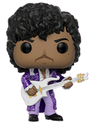 Funko Pop! Rocks Prince (Purple Rain) - Glitter