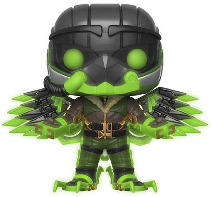 Funko Pop! Marvel Vulture (Glow)