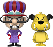 Vynl All Dick Dastardly + Muttley