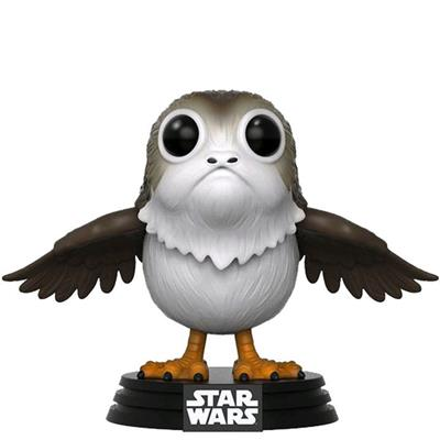 Funko Pop! Star Wars Porg (Flying) Icon
