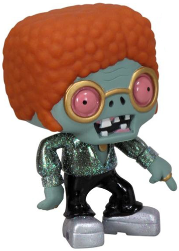 Funko Pop! Games Zombie (Disco) - Metallic