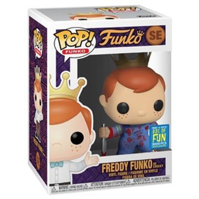 Funko Pop! Freddy Funko Freddy Funko as Chucky Icon Thumb