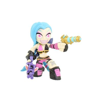 Mystery Minis League of Legends Jinx  Icon Thumb