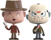 Vynl All Freddy Krueger + Jason Vorhees