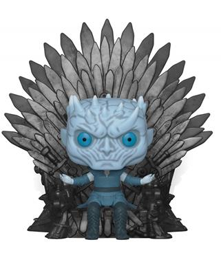 Funko Pop! Game of Thrones Night King Sitting on Throne