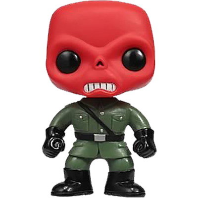 Funko Pop! Marvel Red Skull
