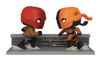 Funko Pop! Heroes Red Hood Vs. Deathstroke