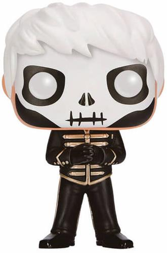 Funko Pop! Rocks Gerard Way (Black Parade) - Skeleton