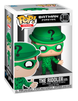 Funko Pop! Heroes The Riddler Stock