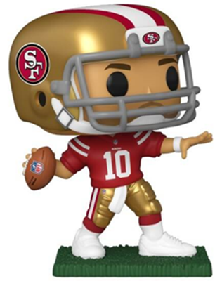 Funko Pop! Football Jimmy Garopplo
