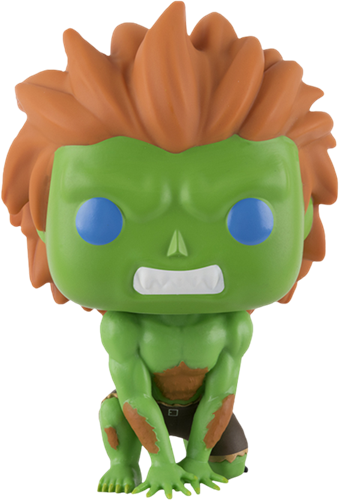 Funko Pop! Asia Blanka Icon