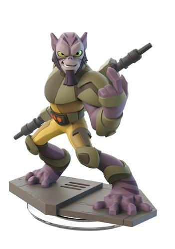 Disney Infinity Figures Star Wars Rebels Zeb Orrelios