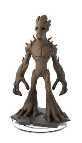 Disney Infinity Figures Marvel Comics Groot