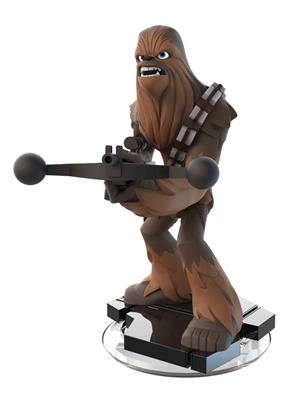 Disney Infinity Figures Star Wars Chewbacca