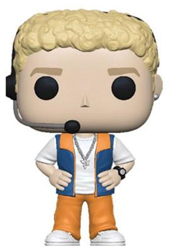 Funko Pop! Rocks Justin Icon