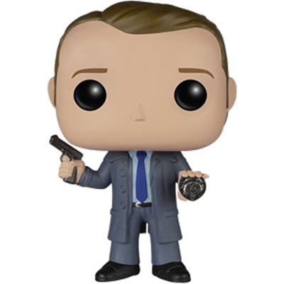 Funko Pop! Heroes James (Jim) Gordon (Gotham)