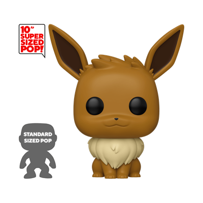 Funko Pop! Games Eevee (10 inch)