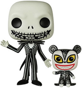 Funko Pop! Disney Jack Skellington & Vampire Teddy