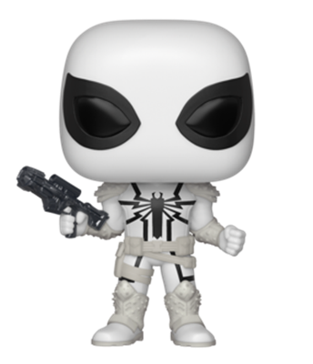 Funko Pop! Marvel Agent Anti-Venom