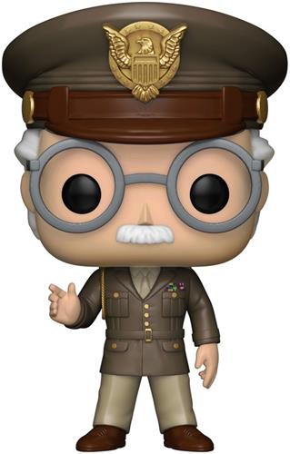 Funko Pop! Marvel Stan Lee (WWII)