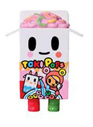 Tokidoki Breakfast Besties Tokipops Icon