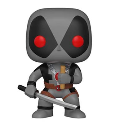 Funko Pop! Marvel Deadpool (X-Force) - w/ Chimichanga