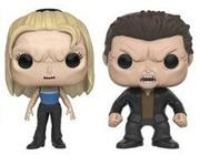 Funko Pop! Television Buffy (Vampire) & Angel (Vampire)