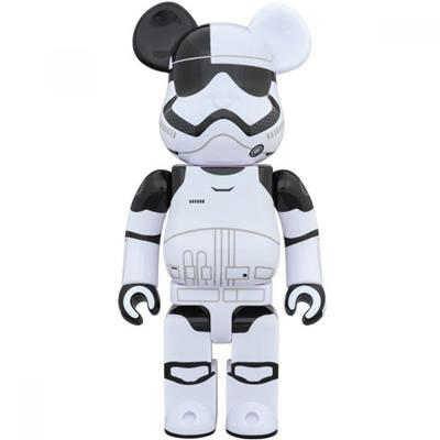 Be@rbrick Star Wars First Order Stormtrooper 1000%
