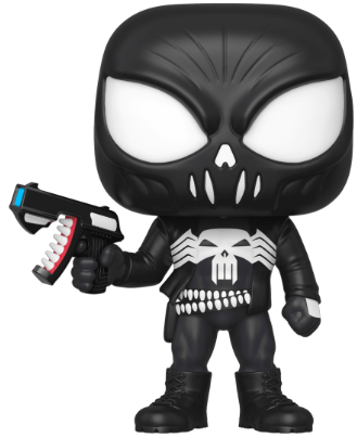 Funko Pop! Marvel Venomized Punisher