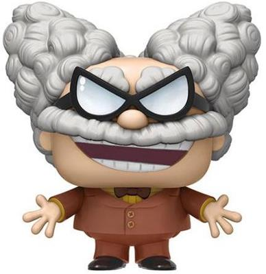Funko Pop! Movies Professor Poopypants Icon