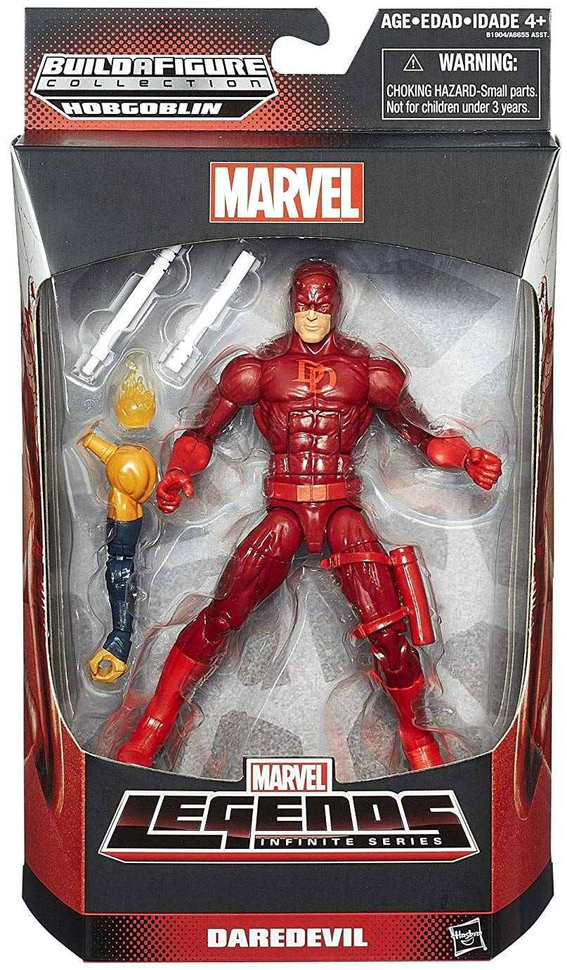 Marvel Legends Hobgoblin Series Daredevil