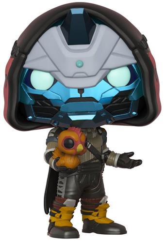Funko Pop! Games Cayde-6 (w/ Chicken)