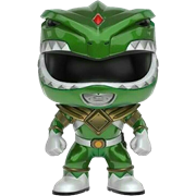 Funko Pop! Television Green Ranger (Metallic)
