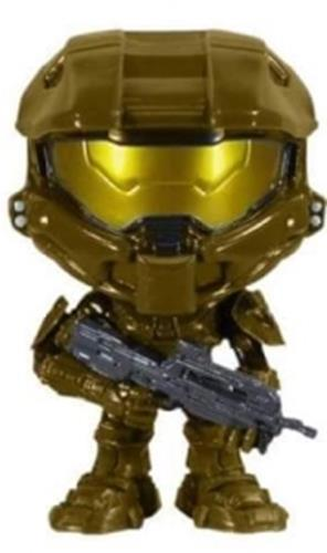 Funko Pop! Halo Master Chief (Gold)