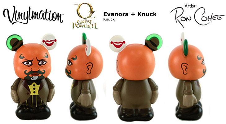Vinylmation Open And Misc Evanora Knuck Knuck