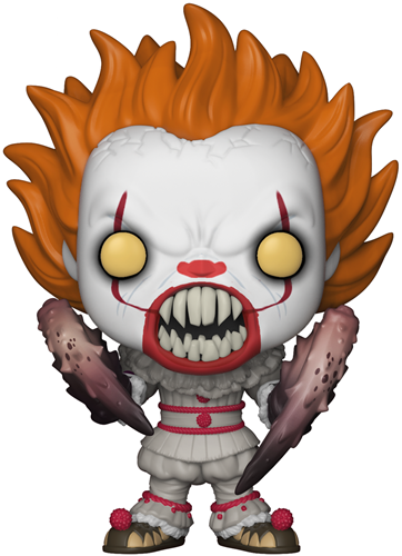 Funko Pop! Movies Pennywise (w/ Spider Legs) Icon
