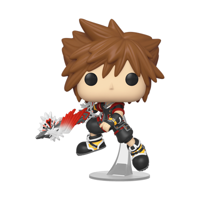 Funko Pop! Disney Sora (Ultima Weapon)