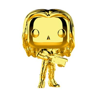 Funko Pop! Marvel Gamora - Gold Chrome