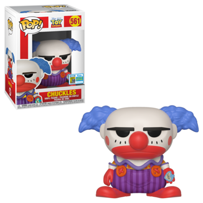 Funko Pop! Disney Chuckles