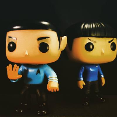 Funko Pop! Movies Spock natnotnate on tumblr.com