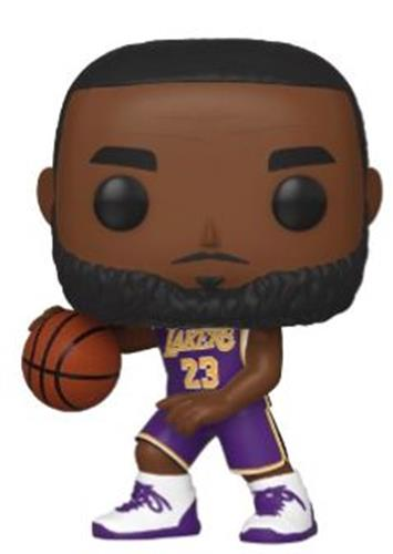 Funko Pop! Sports LeBron James (Home Jersey)